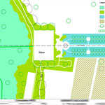 Beauvais - Plan de plantation général - Autocad