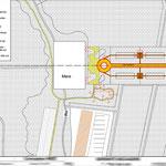 Beauvais - Plan des sols - Autocad
