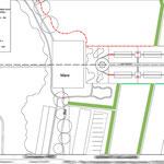 Beauvais - Plan du mobilier et maçonnerie - Autocad