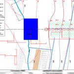 Beauvais - Plan de terrassements - Autocad