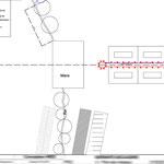 Beauvais - Plan des réseaux et assainissement - Autocad
