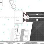 Beauvais - Plan de mise en place de la terre végétale - Autocad