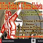 Fira Tribal Torre Llobeta