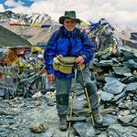 Endlich geschafft! Der Shingo La ist mit weit über 5000 m. Höhe der höchste Pass dieser Tour.