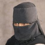 Junge Frau in Marib.