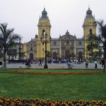 Kathedrale von Lima.