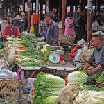 Markt für Einheimische in Lijiang.