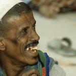 Jemenite in Shibam.
