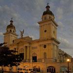 Kathedrale von Santiago de Cuba.