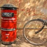 Briefkasten in Nawalgarh.
