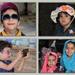 Kinder im Iran.