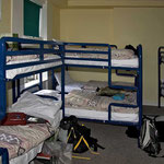 Geschlafen wurde dabei in Mehrbettzimmern.