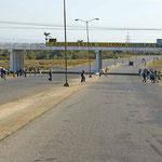 In Kuba gibt es auf den Autobahnen mehr Fußgänger als Autos.