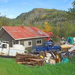 Gibt es in Alaska keine Müllabfuhr?????