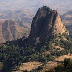 Reizvoll ! Das Simien - Gebirge.