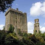 Die Festung Blarney bei Cork verdankt ihre Anziehungskraft einer Anekdote um einem Stein. Wenn man diesen küsst, soll man nie mehr um eine Ausrede verlegen sein.