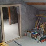 Umbau Herren-Garderobe