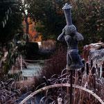 November im Park Bresch / Prignitz