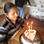 マリア・ルース誕生日