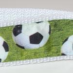 Fussbälle auf Rasen WM Schlüsselband