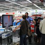 Verkaufsförderer / Top Seller / Kundengespräche