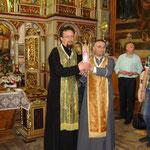 Храм Св. Анни, м. Борислав. 9.05.2015