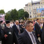 1020-та річниця хрещення Київської Русі, м. Київ