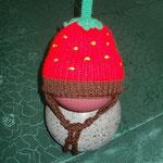 Erdbeermützchen für die Kleinen  (out)