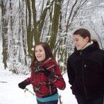 Lari und Kristin