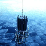 Deploying a CTD in Antarctica. Image from CSIRO CCBY.