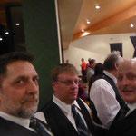 Willi, Michael und Karl