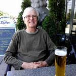 21. Juni 2019 letztes Treffen von Herwig mit Rudi Maly