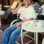 1997 Marokko Café in Tanger