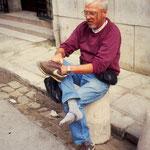 1999 Tunis im Souk