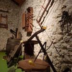 les différentes étapes de fabrication artisanale d'un fût
