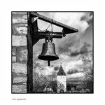 Glocke an der Heilig Kreuz Kirche