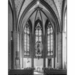 Altarraum Heilig-Kreuz-Kirche