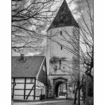 Burgzugang mit Paulusturm