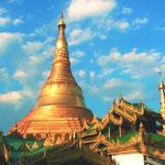 Shwedagon / Myanmar