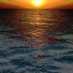 Gefühl von Seefahrt