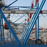 Hafen von Haifa