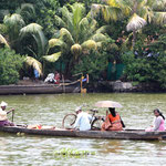 Backwaters Kochin / Indien