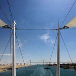 Auf dem Suezkanal