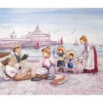 Eastbourne Pier 1905