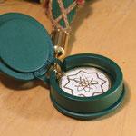 Schatulle für eine Omega Taschenuhr