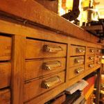 Schubladen fürs Werkzeug