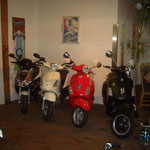 Vespa-Piaggio A-Vertretung seit über 30jahren