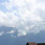 Gewitterstimmung in Tirol (Mieming 15.08.2015)