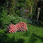 Gartenskulptur von Urban Stark