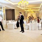 Олег Дякин - ведущий на свадьбу, тамада